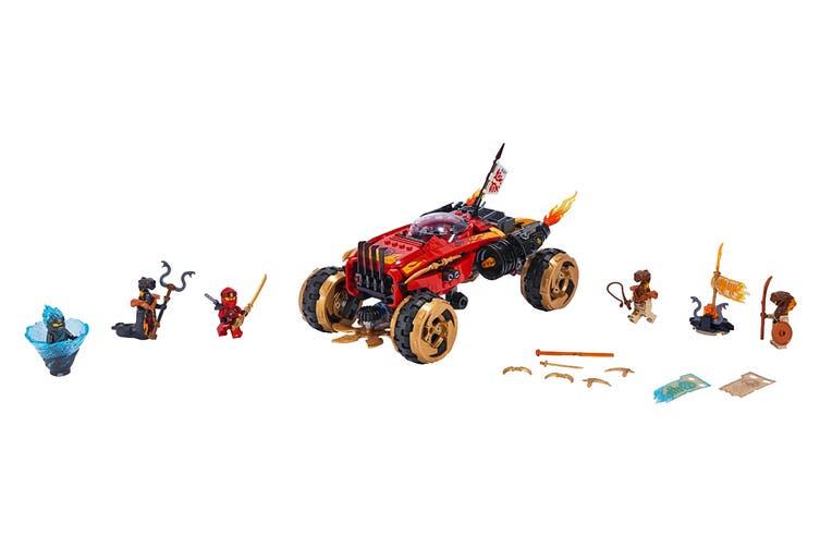 LEGO NINJAGO Katana 4x4 (70675)