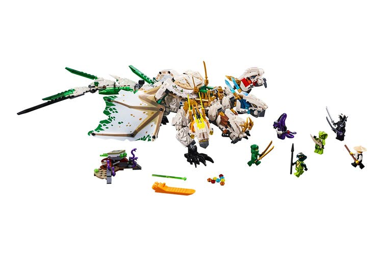 LEGO NINJAGO The Ultra Dragon (70679)