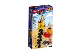 LEGO Movie 2 Emmet's Thricycle! (70823)