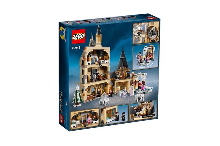 LEGO Harry Potter Hogwarts Clock Tower (75948)