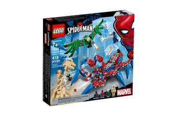 LEGO Marvel Spider-Man's Spider Crawler (76114)
