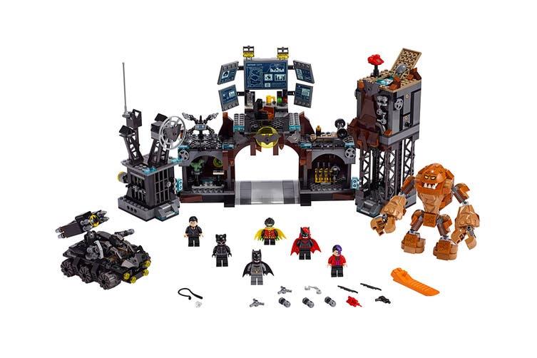 LEGO DC Super Heroes Batcave Clayface Invasion (76122)