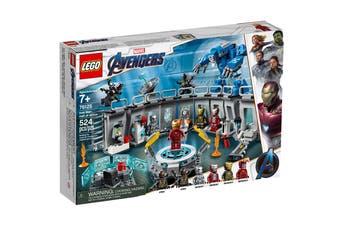 LEGO Marvel Iron Man Hall of Armor (76125)