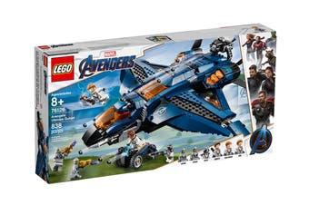 LEGO Marvel Avengers Ultimate Quinjet (76126)