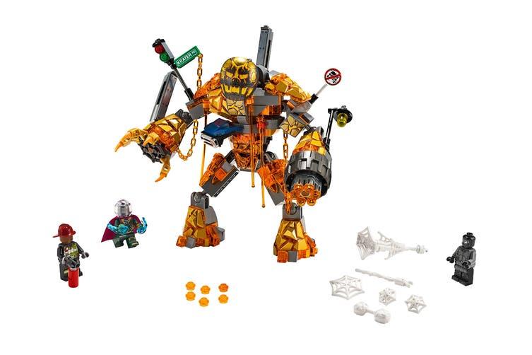 LEGO Marvel Molten Man Battle (76128)