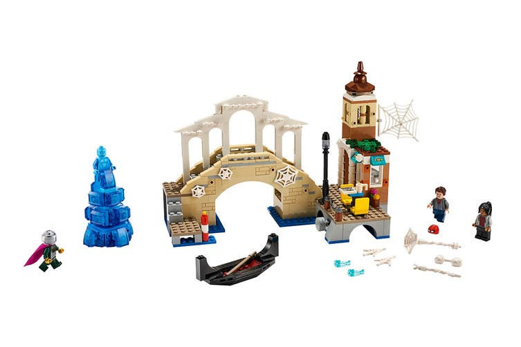 LEGO Marvel Hydro-Man Attack (76129)