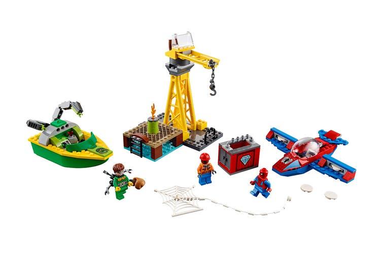 LEGO Marvel Spider-Man: Doc Ock Diamond Heist (76134)