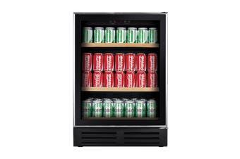 Lemair Beverage Center Built-In fridge - Black (LBC6178)
