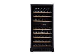 Lemair Wine Storage Built-In 270L Refrigerator - Black (LWC694)