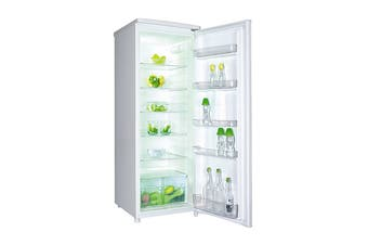 Lemair 245L Upright Refrigerator - White (RS-245S)
