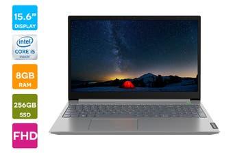 "Lenovo ThinkBook 15-IIL 20SM 15.6"" FHD Win 10 Pro Laptop (i5 1035G1, 8GB RAM, 256GB SSD)"
