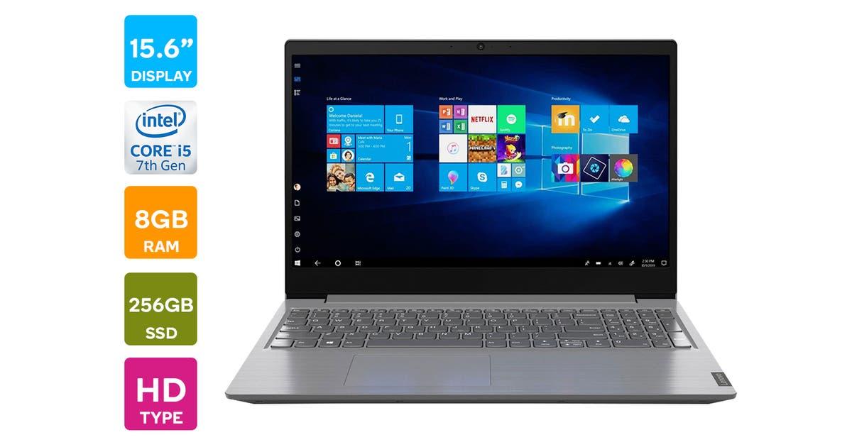 Dick Smith Lenovo Ideapad V15 15 6 Core I5 8265u 8gb Ram 256gb Ssd Win10 Home Laptop 81ye009rau Laptops Notebooks Windows Laptops