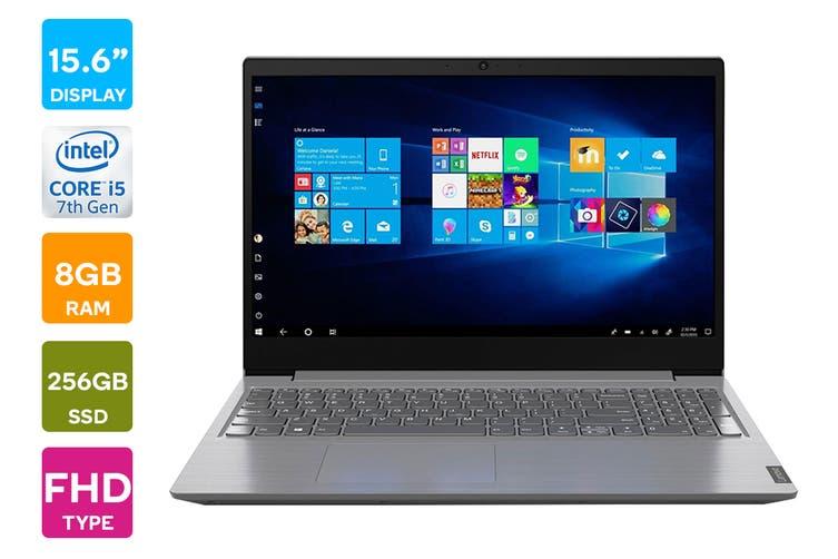"Lenovo Ideapad V15 15.6"" FHD Core i5-8265U 8GB RAM 256GB SSD Win10 Pro Laptop (81YE009TAU)"