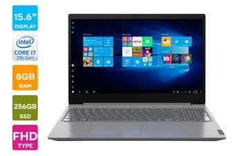 "Lenovo Ideapad V15 15.6"" Core i7-8565U 8GB RAM 256GB SSD Win10 Pro Laptop (81YE009UAU)"