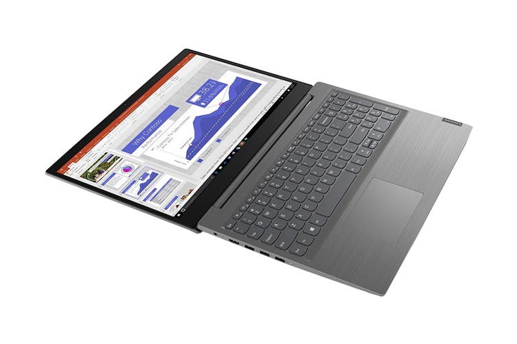 "Lenovo Ideapad V15 15.6"" Core i7-8565U 8GB RAM 256GB SSD Win10 Pro Laptop (81YE009UAU)"