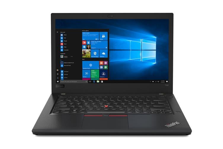 "Lenovo 14"" Thinkpad T480 I5-8250U 8GB RAM 256GB SSD Windows 10 FHD Notebook (20L5001KAU)"
