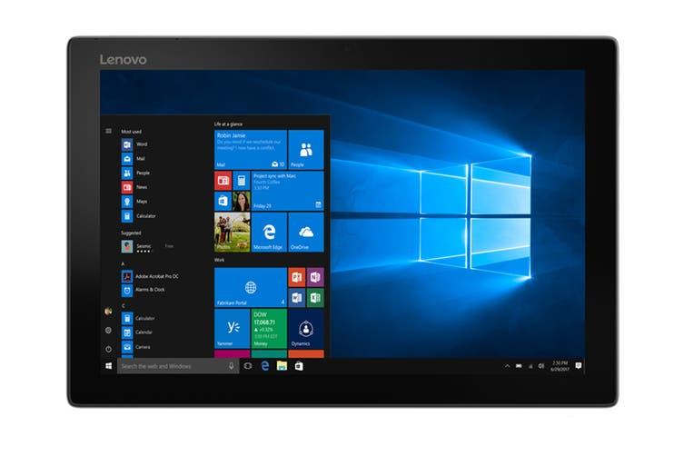 "Lenovo 12.2"" MIIX 520-12IKB I5-8250U 8GB RAM 256GB SSD FHD Touch Screen Windows 10 Tablet (20M30014AU)"