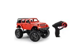 RC Rock Crawler - Red (E333-003)