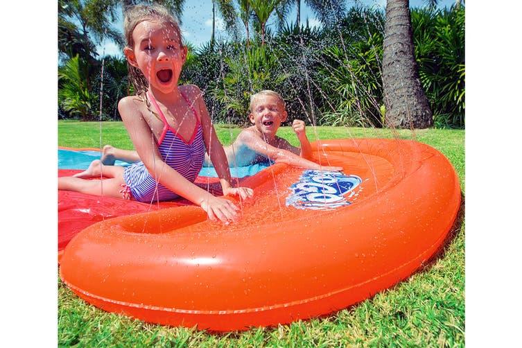 Kids Double Slide Pool