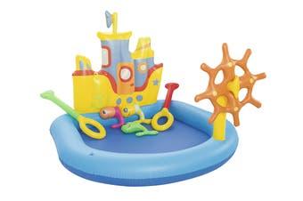 Tug Boat Kids Play Pool (52211)