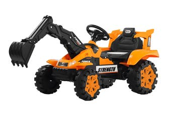 Kids Ride-On Toy Excavator (6105)