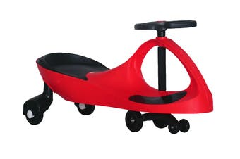 Kids Ride-on Swing Car - Red (8221R)