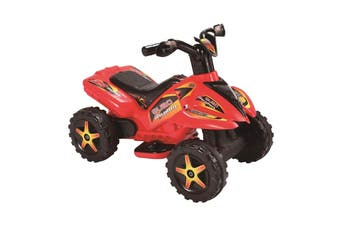 Lenoxx Ride On Quad Car - Red (90403R)