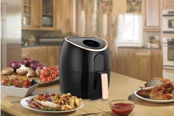 Lenoxx 7L Digitial Air Fryer Rose Gold (AF720)