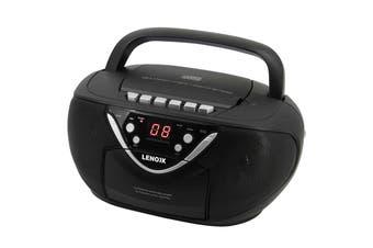 Lenoxx Portable CD/CDR/CDRW Player (CD815)