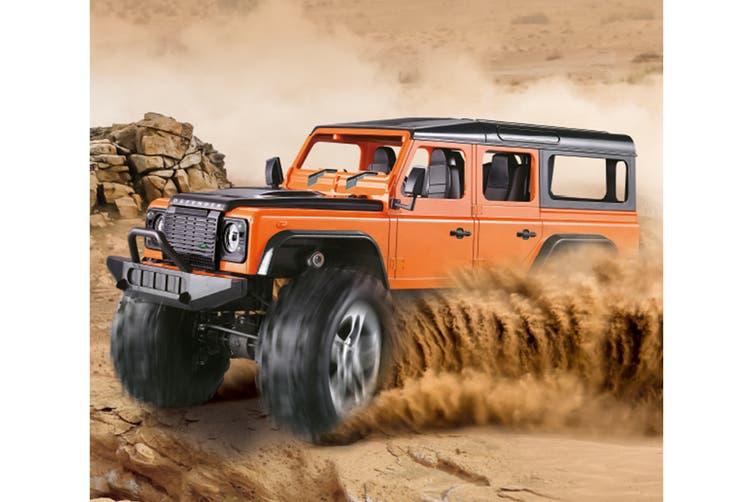 RC Rock Crawler - Orange (E327-003)