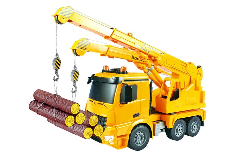 Mercedes-Benz Remote Controlled Kids Crane (E526-003)