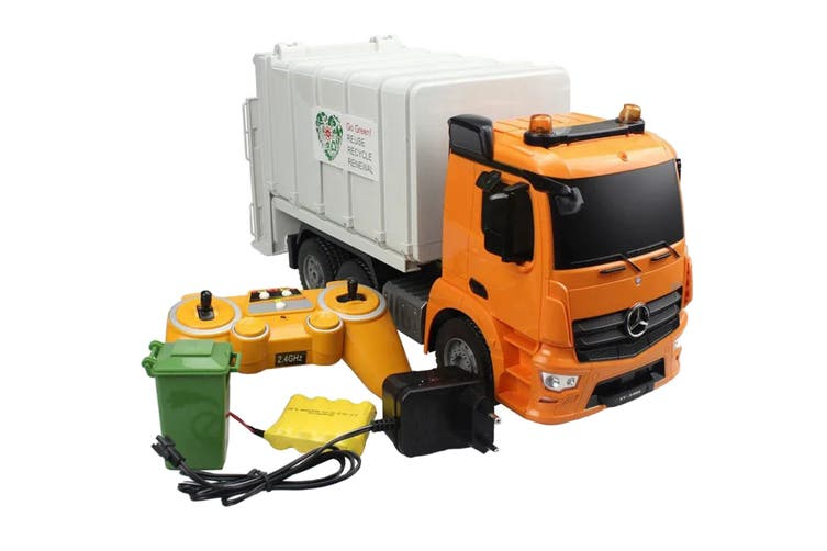 Mercedes-Benz Remote Controlled Kids Garbage Truck (E560-003)