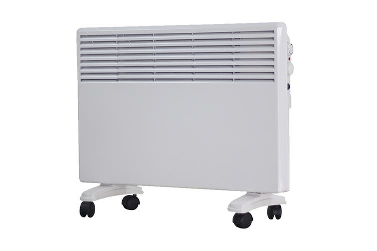 Lenoxx 2000W Panel Heater with 2 Heat Settings & Over-heat Protection (H500)