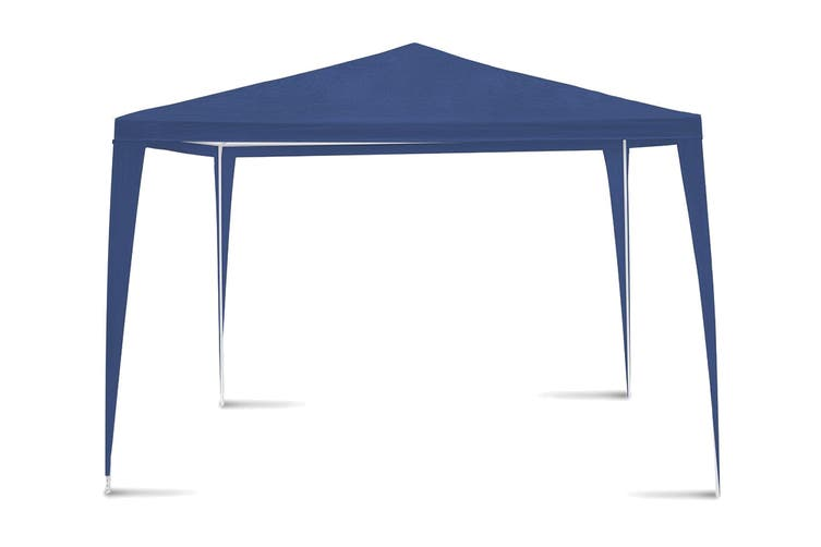 Lenoxx 3x3m Pop Up Marquee Gazebo - Blue