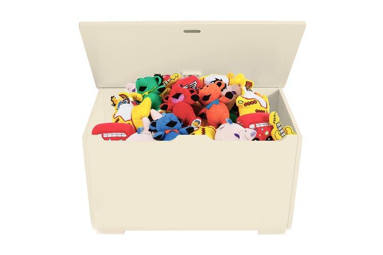 Wooden Kids Toy Box (TB136)
