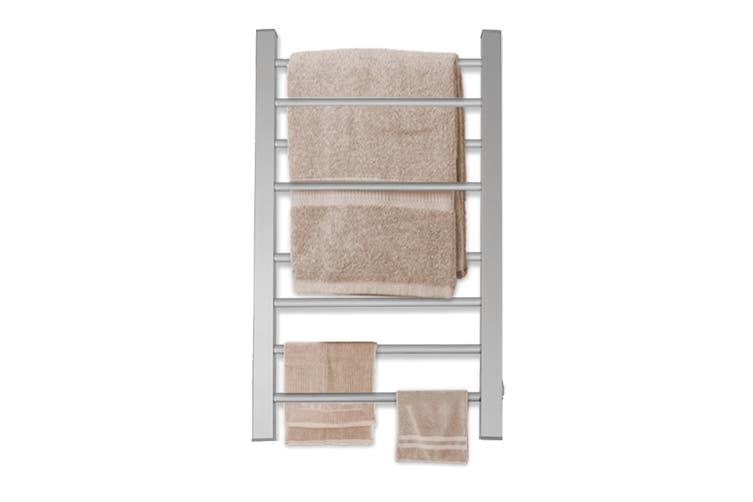 Lenoxx Wall Mounted Heated Towel Rail