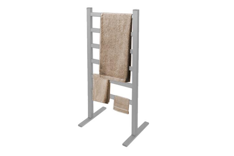 Lenoxx Free Standing Heated Towel Rail