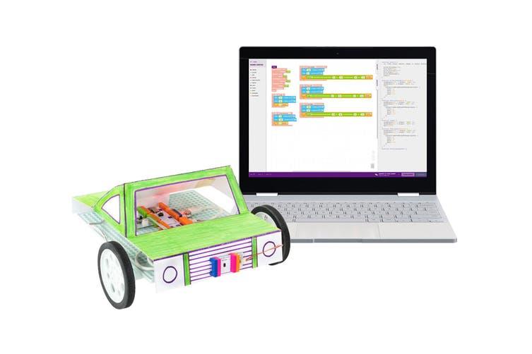 littleBits Code Kit Expansion Pack: Technology (LB-680-0032)