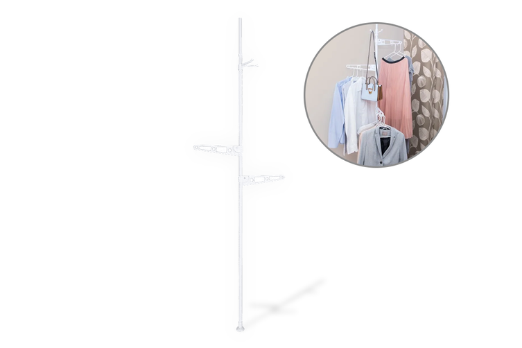 Livington Laundry Tree Clothes Drying Rack (43210.01)