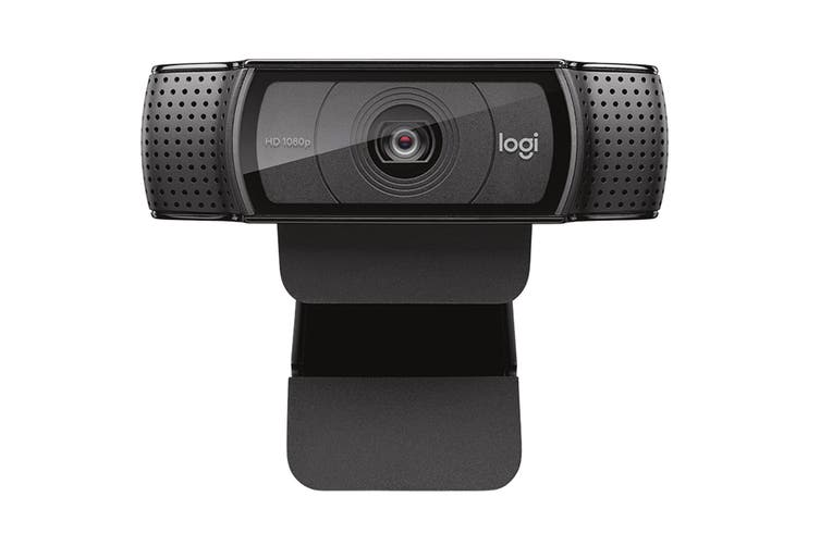 Logitech Plug and Play HD 1080p Webcam with Video Calling (C920)
