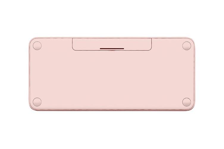 Logitech K380 Bluetooth Keyboard (Pink)