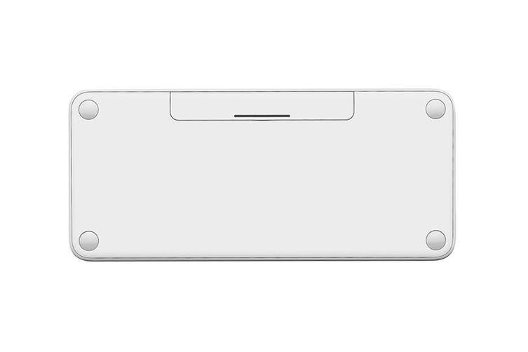 Logitech K380 Bluetooth Keyboard (White)
