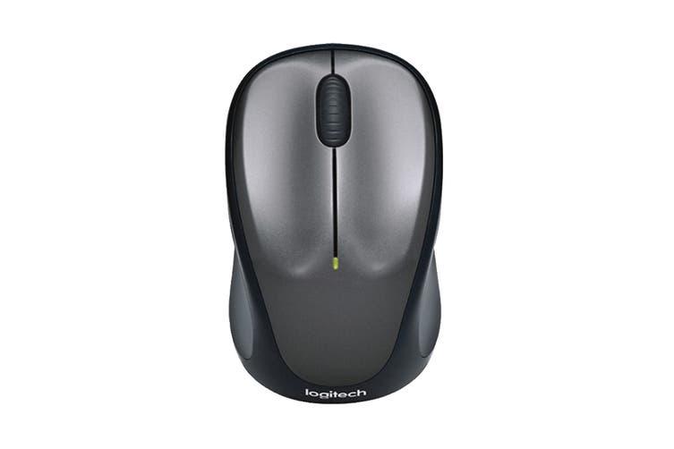 Logitech M235 Wireless Mouse - Colt Grey (910-003384)