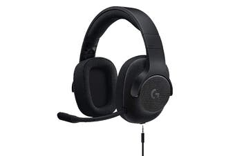 Logitech G433 7.1 Gaming Headset - Black (981-000670)