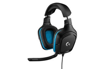 Logitech G432 7.1 Wired Gaming Headset (981-000824)