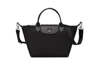Longchamp Le Pliage Neo Top-Handle Tote Handbag (Small, Black)