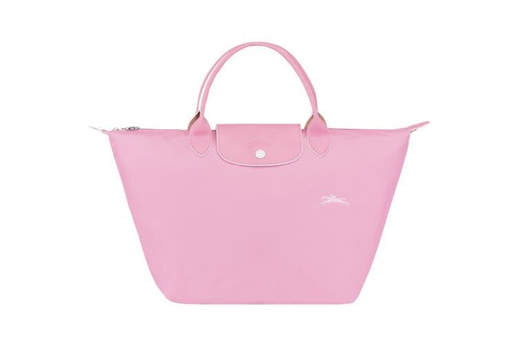 Longchamp Le Pliage Club Tote Handbag (Medium, Rose)