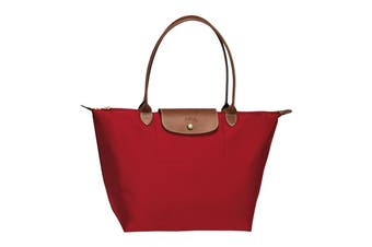Longchamp Le Pliage Tote Bag (Large, Red)