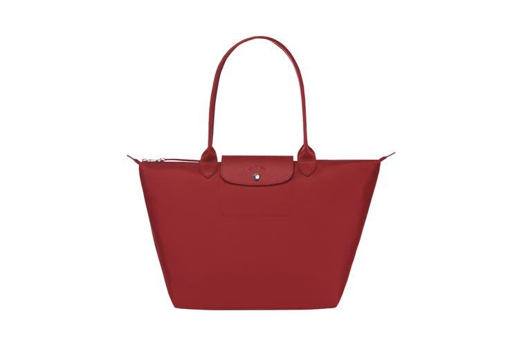 Longchamp Le Pliage Neo Tote Handbag (Large, Red)