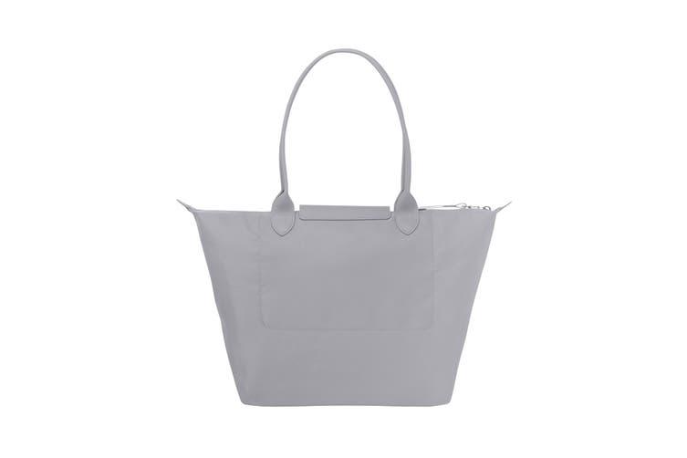 Longchamp Le Pliage Tote Handbag (Large, Grey)